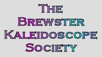 Brewster Kaleidoscope Society: kaleidoscope collectors, artists, and retailers